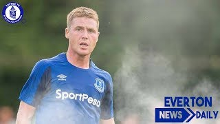 McCarthy Back In Action   Everton News Daily