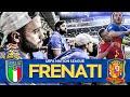 FRENATI... 🇮🇹 ITALIA 1-2 SPAGNA 🇪🇸 | LIVE REACTION SAN SIRO HD