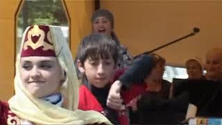 Свадьба Бислана в Малгобеке (с участием чеченских артистов),28.05.2012г. ,4 часть