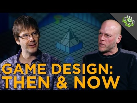 30 Years in the Making: The Evolution of Video Game Design - Adam Sessler Interviews Mark Cerny