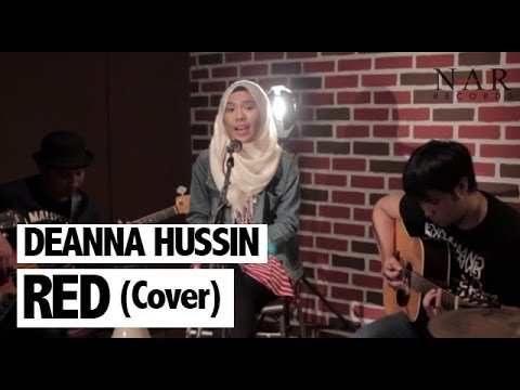 Deanna Hussin - Red (Cover)