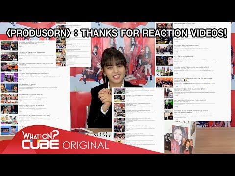 """손(SORN) - 칯트키 """"PRODUSORN"""" : Thanks for reaction videos!"""