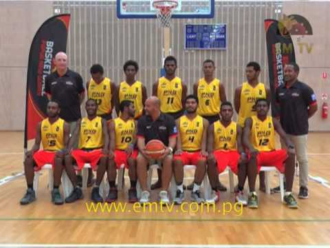 PNG U-18 Mens Team Miss Out on 2016 FIBA Oceania Championship