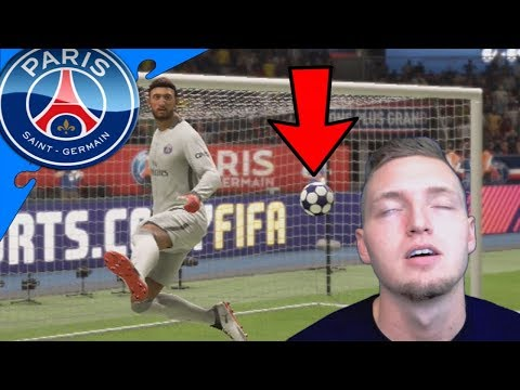 PSG FIFA 18 CAREER MODE - GOALKEEPER BET ON OUR CHAMPIONS LEAGUE GAME? #5