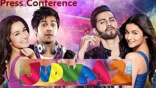 Judwaa 2 Hindi Movie 2017 - Varun Dhawan,Alia bhatt,Shraddha Kapoor | Meet & Greet