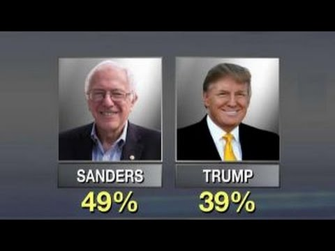 New poll bursts claim that Sanders is a