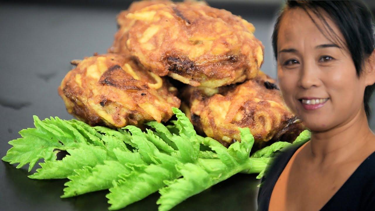 Chinese crispy potato pork meatball recipe asian cooking chinese crispy potato pork meatball recipe asian cooking channel forumfinder Image collections