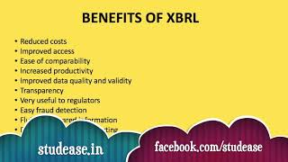 XBRL explained - Extensible Business Reporting Language Companies Act
