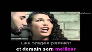 Ma meilleure ( la fouine feat. Zaho) Karaoké