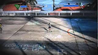 FlashBack Games: FIFA Street 3 - Xbox 360