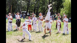 Капойэра на дне спорта 2018 в Запорожье(, 2018-06-17T12:26:35.000Z)