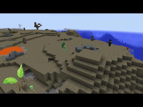 Minecraft Mods Regrowth - DESOLATE WASTELAND [E01] (Modded HQM)