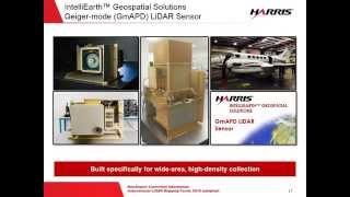 Harris Corporation - Geiger-mode LiDAR Tech Talk