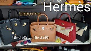 Hermes Birkin30, Birkin35 ❤에르메…