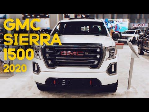GMC Sierra 1500 AT4 CarbonPro Edition 2020 No MIAMI INTERNATIONAL AUTO SHOW - Walkaround