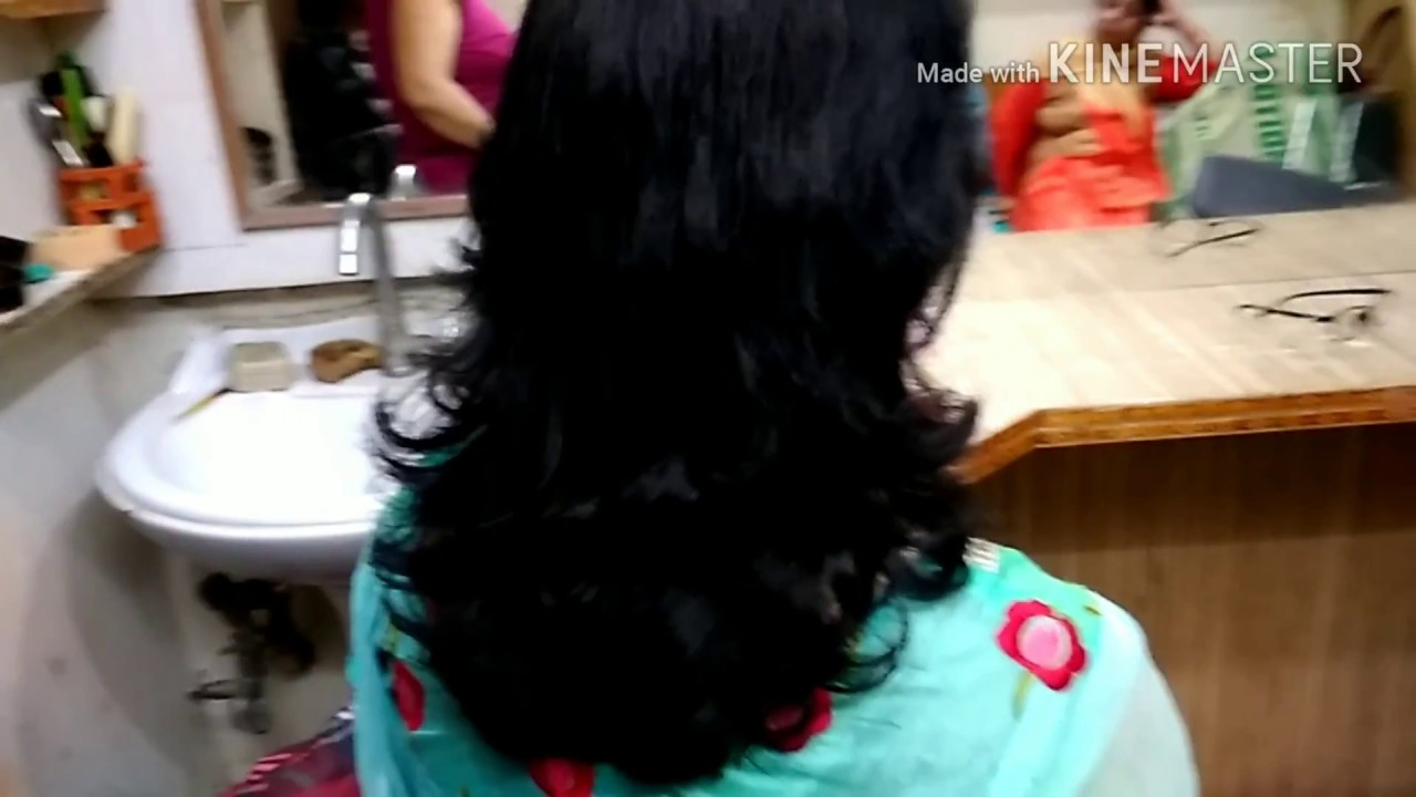 How To Do 3 Step Cutting Simple Step Cutting At Home Youtube