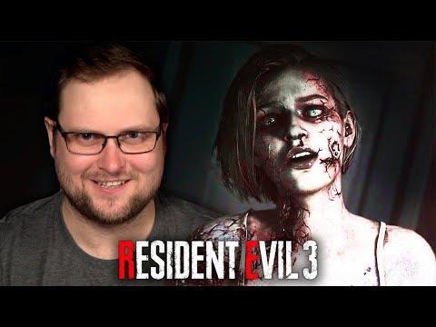 ТРЕТИЙ РЕЗИДЕНТ УЖЕ ЗДЕСЬ ► Resident Evil 3 Remake #1