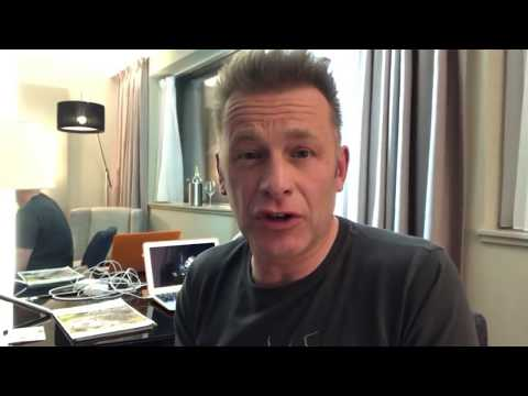 Chris Packham on University Life with Autism Part 1
