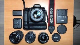 La mia fotocamera: Canon 80D nel 2019?
