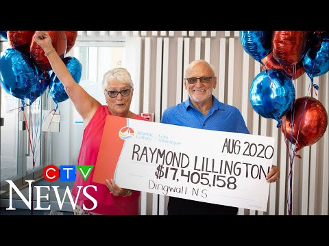 This Canadian Couple Has Won Two Multi-million Dollar Lotto Prizes In 7 Years