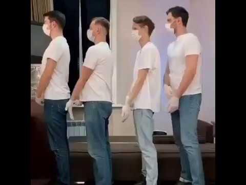 Клип «Uno» на карантине.
