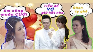 Trấn Thành cưng chiều Hari Won khiến SAM ganh tỵ đòi CƯỚI CHỒNG liền !!! | SML