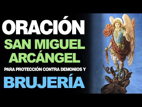 🙏 Oración a San Miguel Arcángel PARA PROTECCIÓN CONTRA DEMONIOS Y BRUJERÍAS 📖