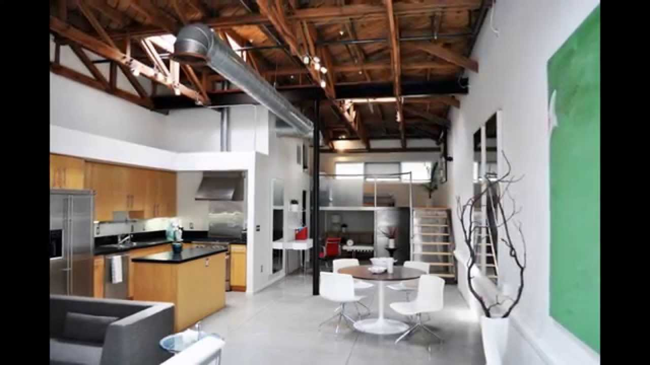 Modern Loft Office Design to Brain Storming Your Ideas on Office ...