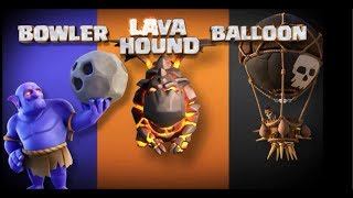 Clash of Clans The BoLaLoon Strategy! HD II Clash of clans THE BoLaLOON strategy newest 2017 HD