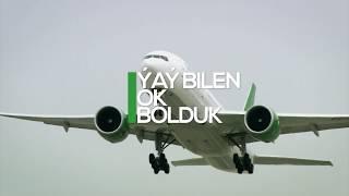 Türkmenistan Hava Yolları - Turkmen Howa Yollary  Traveland Turizm A.Ş.