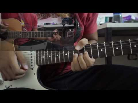 Cairokee - i thought there was still time Guitar cover l  كايروكى - كنت فاكر جيتار