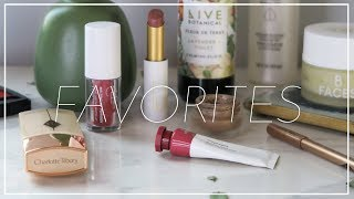 July + June Beauty Favorites | Lauren Pence