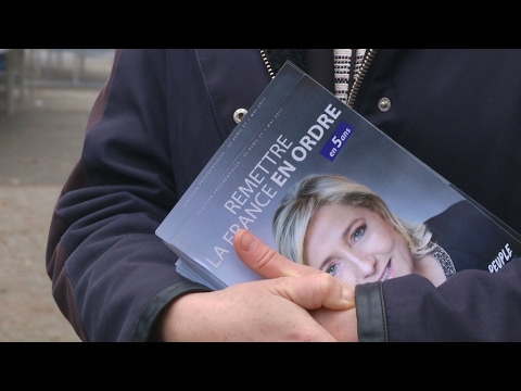 France's far-right National Front courts new voters