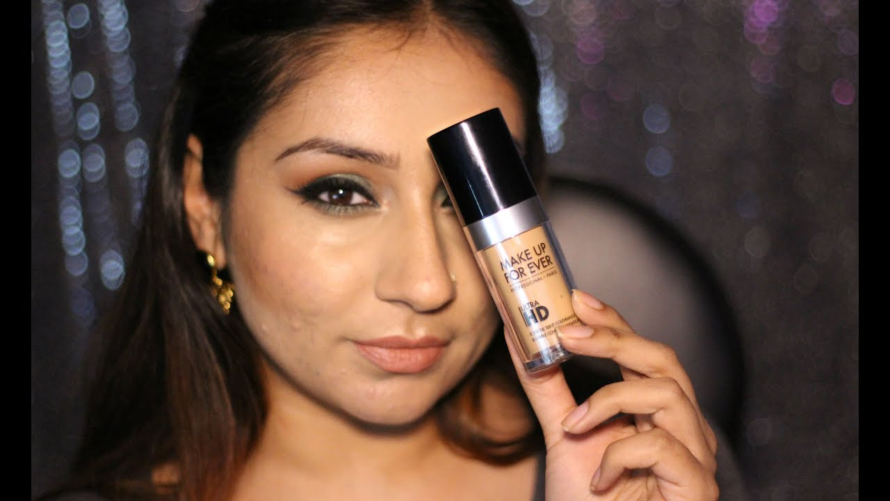 makeup forever hd foundation 123 swatch fay blog