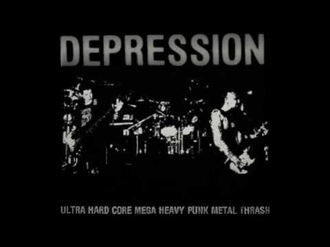 Depression - Ultra Hard Core Mega Heavy Punk Metal Thrash 1987