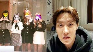 BTS's Creepy Shower Invasion Hoax Explained