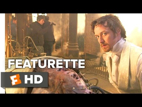 Victor Frankenstein Featurette  Of Monsters and Men 2015  Daniel Radcliffe Movie HD