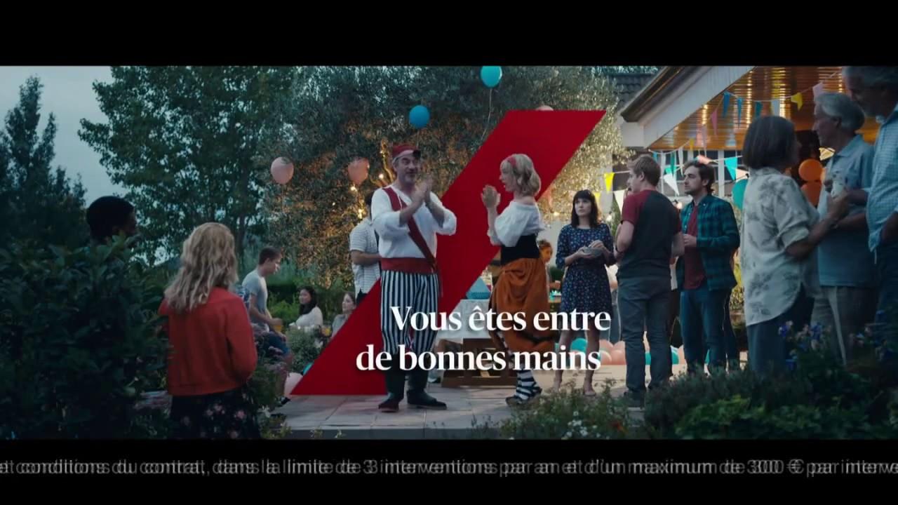 """Musique de la pub Axa – Dépannage d'urgence """"know you can""""  2021"""