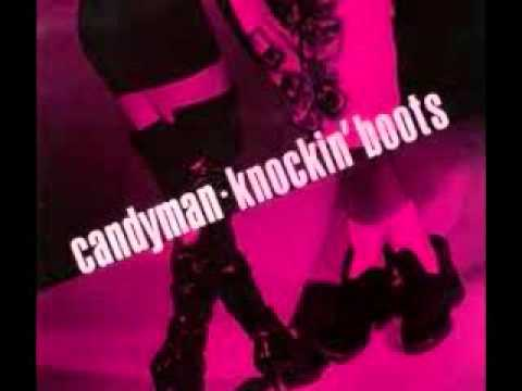 """Candyman-Knockin' Boots (12"""" Single)"""