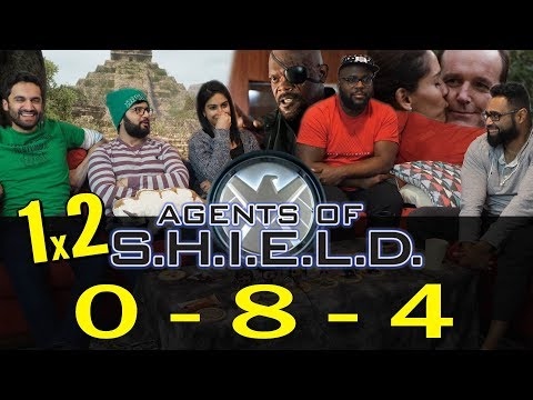 Agents of Shield - 1x2 0-8-4 - Group Reaction