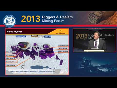 MacPhersons Resources Presentation at Diggers & Dealers 2013