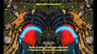 Psychobionik und Innenweltsurfen - cropfm.at