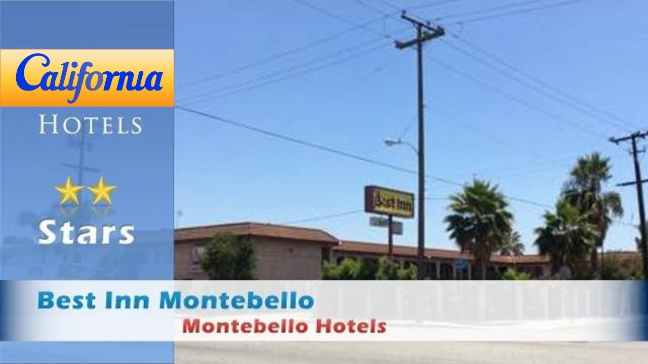 Best Inn Montebello Hotels California