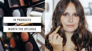 10 Luxury Beauty Products Worth The Splurge