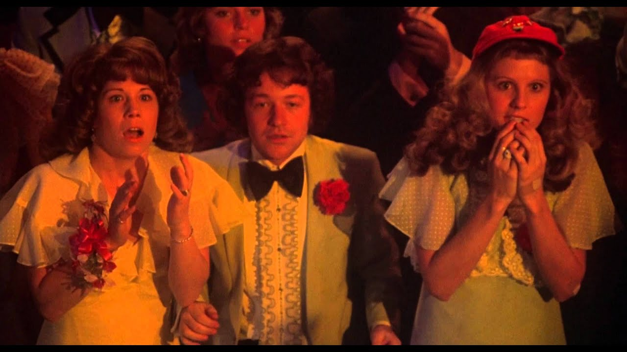 Carrie 1976 Prom Scene