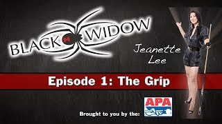 Jeanette Lee Pool Lessons and Billiard Instruction - The Grip