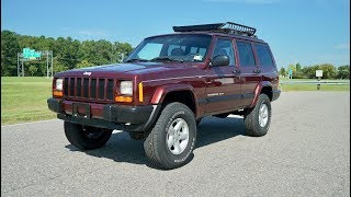 Davis AutoSports JEEP CHEROKEE SPORT XJ / ONLY 34K MILES / FULLY SERVICED / FOR SALE