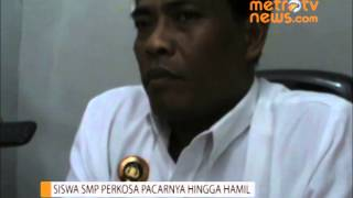 Download Video Sering Nonton Video Porno, Siswa SMP Hamili Pacarnya MP3 3GP MP4