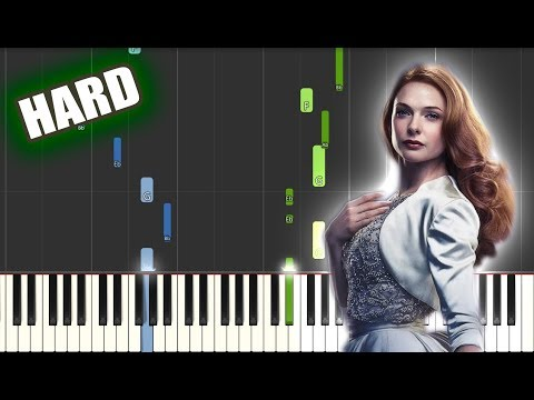Never Enough - The Greatest Showman Cast | HARD PIANO TUTORIAL by Betacustic