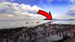 Download Video Subhanallah! 7 Laut Yang Beneran Terbelah Seperti Kisah Nabi Musa MP3 3GP MP4